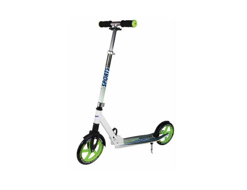NSP New Sports Alu Scooter 230 mm Reifen Blizzard Tüv / GS 73415845 Neu Ovp