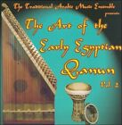 The Art Of The Early Egyptian Qanun, Vol. 2 by George Dimitri Sawa/The Traditional Arabic Music Ensemble (CD, Aug-2009, CD Baby (distributor))
