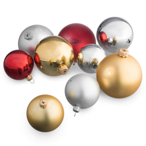Weihnachtskugel Christbaumkugel Christbaumschmuck Haken Aufhänger Baumkugel