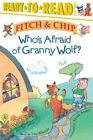 Who's Afraid of Granny Wolf? 9780689849572 by Lisa Wheeler Paperback