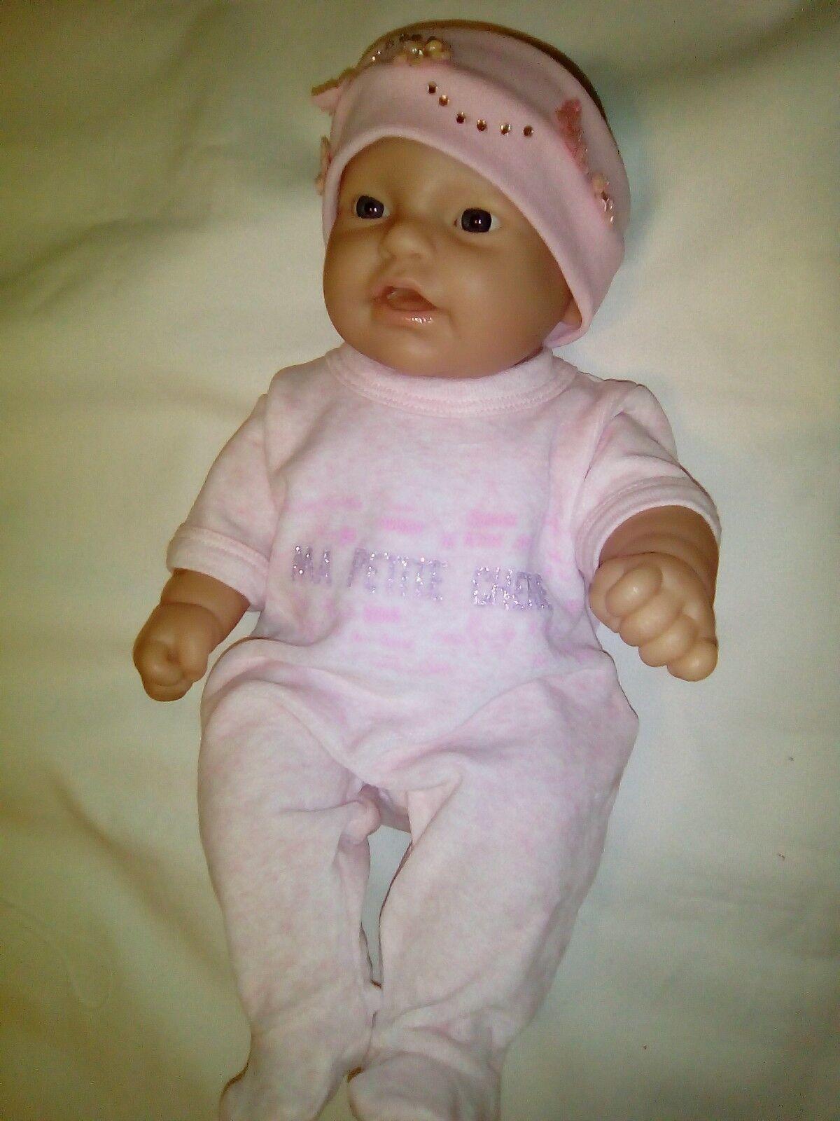 Bellissima Baby Doll Girl,BERENGUER ,corpo pieno per reborn o gioco