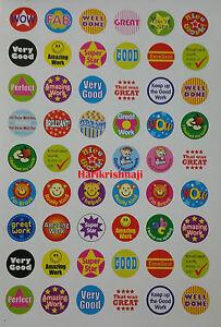 Image Is Loading 780 Children 039 S Reward Stickers Chart Motivation