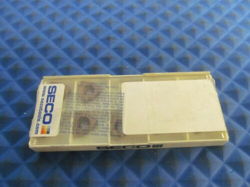 New SECO Inserts WCMX06T308 85 T2000D Buy it Now=10 inserts Free Shipping
