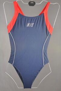 Das Bild wird geladen Nike-Badeanzug-Damen-Gr-38-Schwimmanzug -Swimsuit-Sport- ad7da7c077