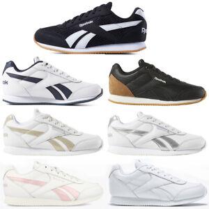 Reebok-Classic-Multicolor-Frauen-Royal-CL-Jog-Sneaker-NEU