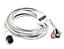thumbnail 1 - Abbott, Invivo ECG EKG Cable 6 Pin 3 Leads Snap AHA - Same Day Shipping