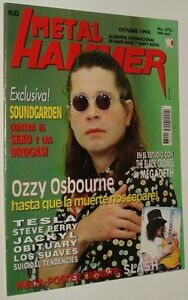 METAL-HAMMER-83-OZZY-OSBOURNE-TESLA-SOUNDGARDEN-BLACKFOOT-OBITUARY-BLACK-CROWES