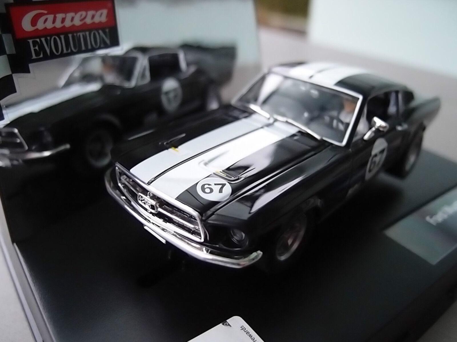 Carrera Evolution 27451 Ford Mustang GT   no. 67   NIP
