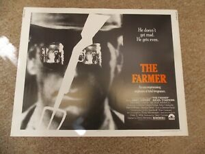 THE-FARMER-1977-MICHAEL-DANTE-ORIGINAL-1-2-SHEET-POSTER-22-034-BY28-034-UNUSED-ROLLED