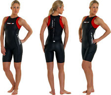 New Aqua Sphere Ironman Wet Speedsuit W/Bag - Womens Large