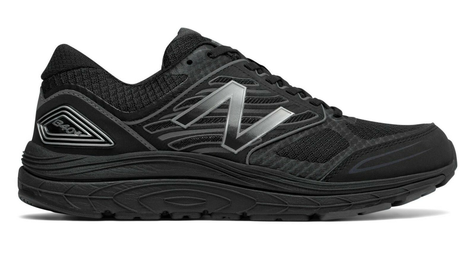 New Balance M1340GB3 Men's 1340v3 Optimum Control Black Training Sneaker Shoes