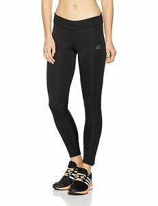 6ef2b50415094 Adidas Women's Response Running Long W Tights Mid Rise Climalite   eBay