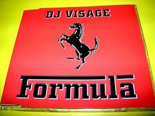 DJ VISAGE - FORMULA >> MONTE CARLO - HOCKENHEIM - MONZA 97 - INTERLAGOS - &&