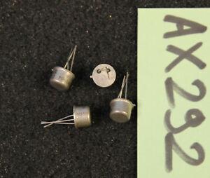 Lot de 4 x transistor 2N2904 Thomson ( AX292 )