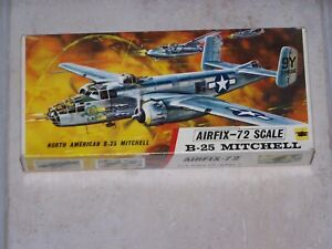 Maquette-AIRFIX-1-72eme-NORTH-AMERICAN-B-25-MITCHELL