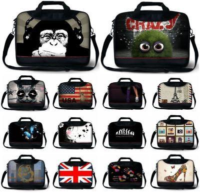 "Luxburg® Luxury Designer Shoulder Strap Laptop Business Bag 13/"" 17/"" Inch"