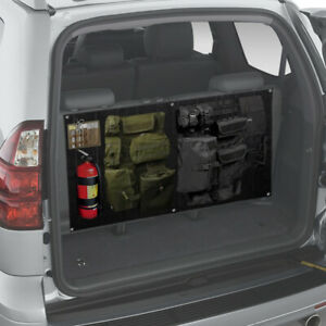 LIVABIT-Tactical-Gear-Panel-Organizer-Patch-Display-Blanket-39-034-x-27-5-034-Black