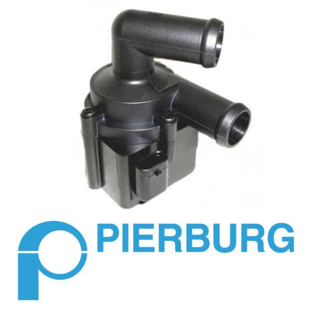 Nuevo Pierburg Adicional Bomba de Agua Auxiliar Calefacción para Audi Seat Skoda