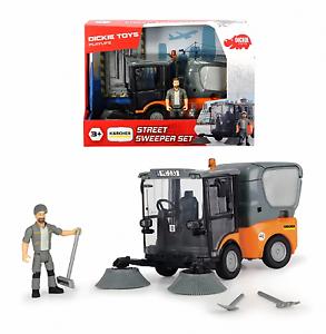 Dickie 203833006-PLAYLIFE-Street Sweeper da installare Set-NUOVO