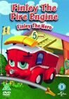 Finley The Fire Engine Finley The Hero 5050582898811 DVD Region 2
