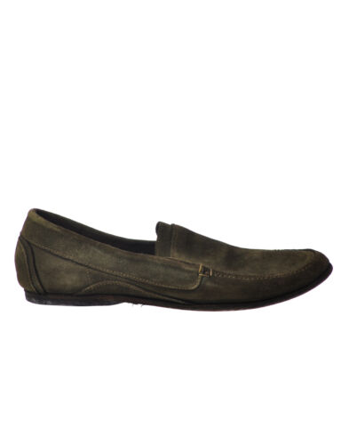 3454821A180201 Moccasins Green Male Bruno Bordese