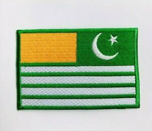 Kashmir-Flag-Embroidered-Iron-On-Sew-On-Patch-Badge-For-Clothes-Jacket-etc
