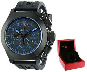 Swiss-Legend-Militare-No-1-Mens-Swiss-Made-Automatic-Chronograph-Watch-NEW-2995