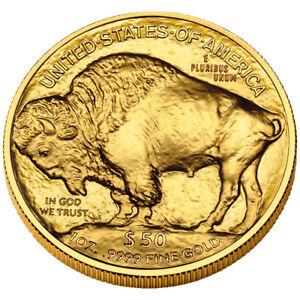 50-1oz-Gold-American-Buffalo-Random-Date-BU