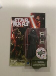 Kylo-Ren-Star-Wars-The-Force-Awakens-3-75-034-Figure-New-Sealed