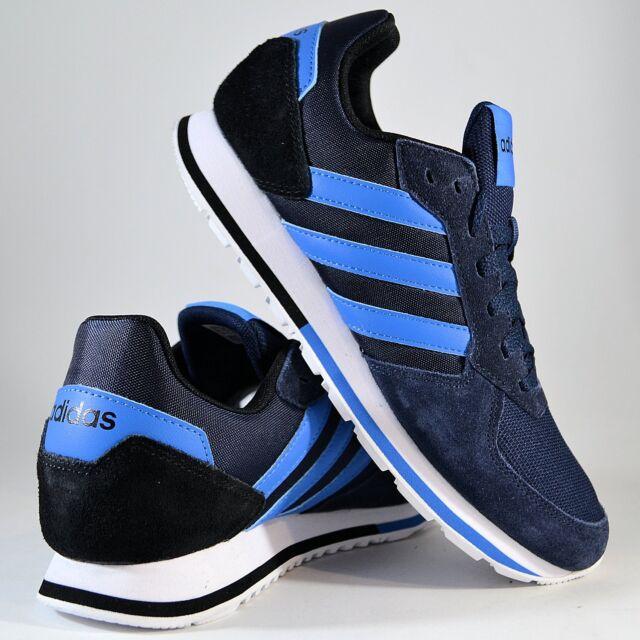 best service 42e9b 3c72f Adidas 8K Db1727 zapatillas hombre azul UK 10   EU 44 2 3   Compra ...