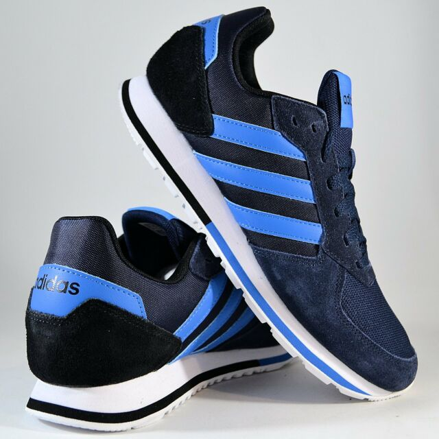 best website 1659a 7baa3 Adidas 8K Db1727 zapatillas hombre azul UK 10  EU 44 23  Com