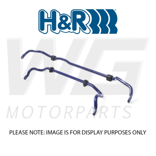 H&R Antivuelco Barras Para BMW 4 Coupe Series (F32/F33/F36) Incl. 10/11>