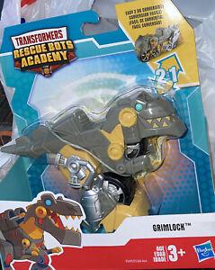 GRIMLOCK Rescue Bots Academy Playskool Heroes Transformers 2019 Hasbro E5695