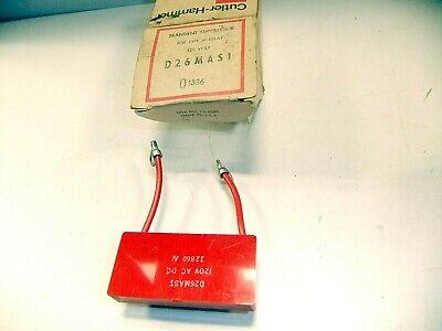 CUTLER HAMMER TRANSIENT SUPPRESSOR  D26MAS1 *NEW NO BOX*