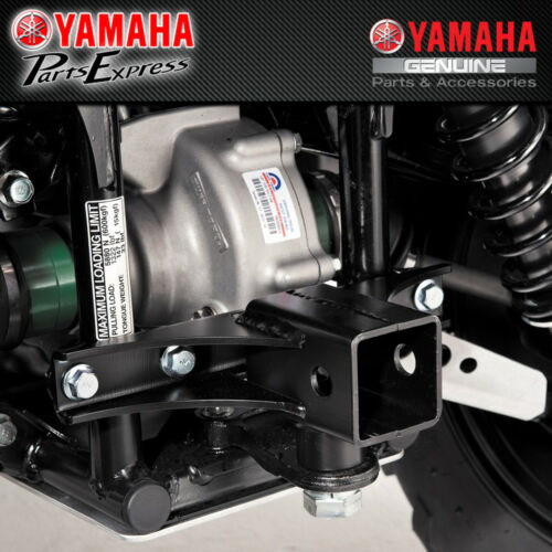 """NEW YAMAHA 2/"""" RECEIVER HITCH GRIZZLY 450 4X4 EPS 1CT-F85H0-V0-00"""