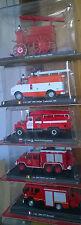 1/57 DEL PRADO Pompiers du Monde : ZIL 130-431410 1964 Kazakhstan NEUF