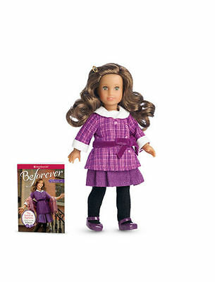 Rebecca American Girl Doll Mini Plus Mini Book 2014 Beforever BRAND NEW