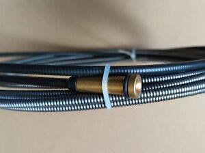 "42-3035-15 MIG Liner 030-035/"" 15-ft Lincoln Magnum 200A TWECO® #1 #2 Razorweld"