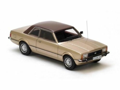 Ford Taunus TC2 2 puertas Ghia oro Metálico 1976-1979 Neo 45135 1 43
