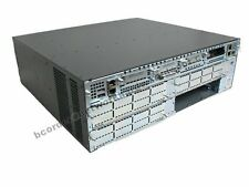 CISCO3845 Gigabit Router 15.1 Adv. Enterprise IOS - 1 Year Warranty