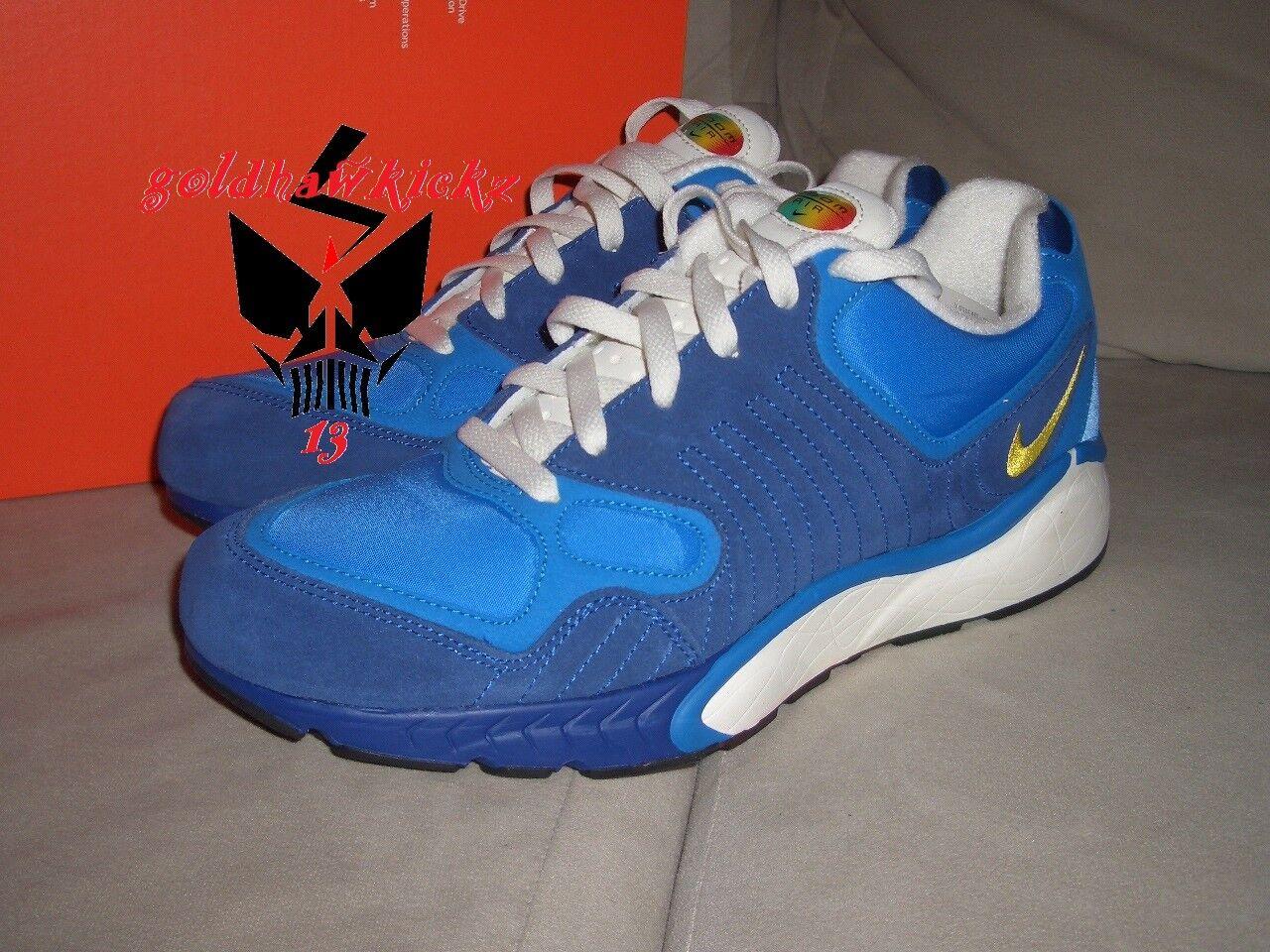 Nike zoom talaria 16 844695 401 SOAR VIVID SULFUR bluee rainbow nikelab