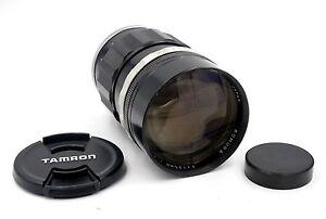 Komura-135mm-f-2-Lens-M42-Pentax-Yashica-Fujica-Mamiya-Screw-Mount