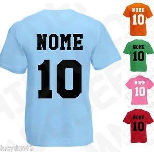 Maglietta calcio personalizzata online dating