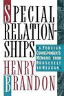 Special Relationships by Henry Brandon (Paperback / softback, 2015)