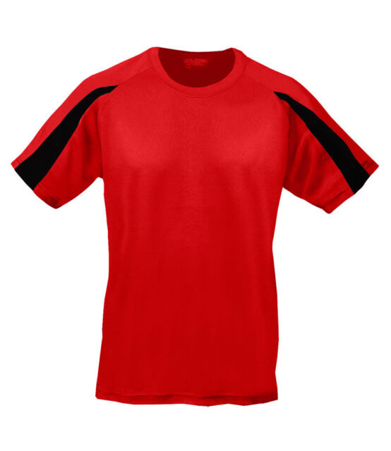 Many Colours UV protection UPF 30 AWDis Just Cool LONG SLEEVE WICKING T-SHIRT