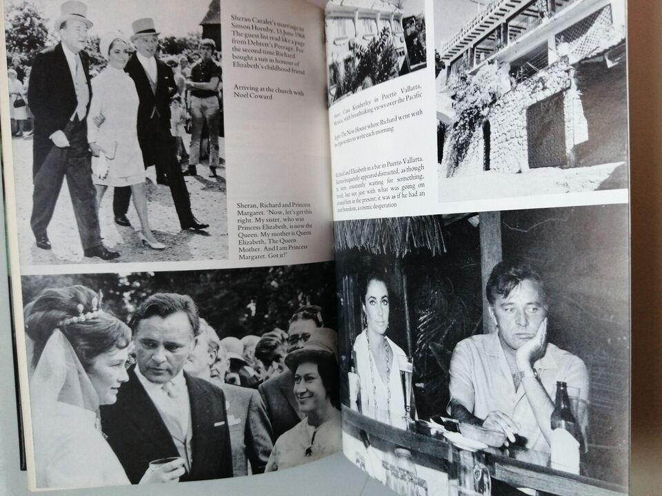 Richard Burton.The Man Behind The Myth., Penny Junior.,