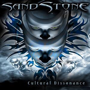 SANDSTONE-Cultural-Dissonance-CD-2011-Progressive-Melodic-Metal