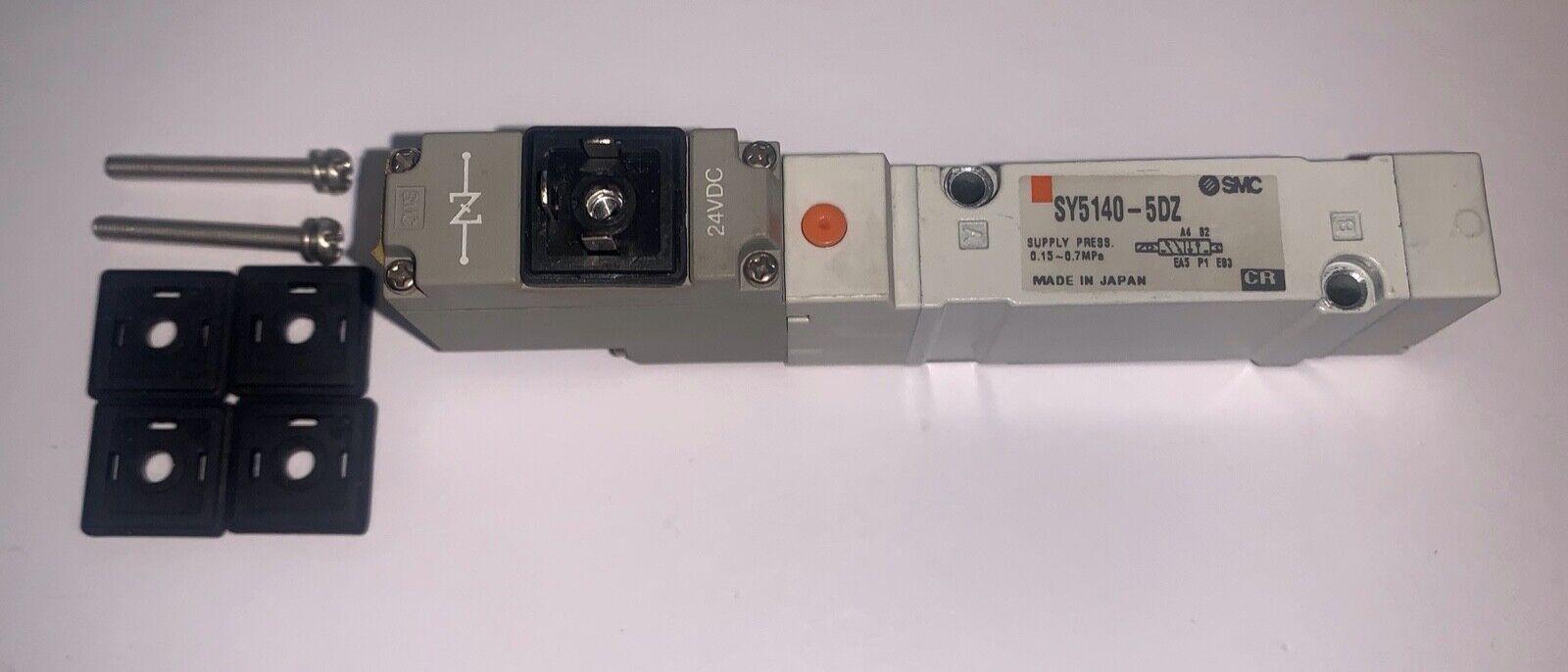 Business & Industrial SMC SY5140-5DZ-Q Pneumatic Solenoid Control ...