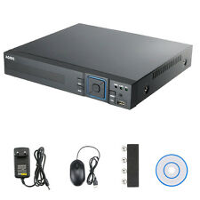 1080P 8CH NVR Cloud Network Home Security System Video Recorder Standalone