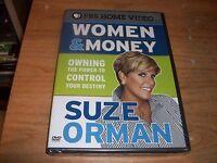 Suze Orman Women & Money The Power To Control Your Destiny (dvd, 2007)